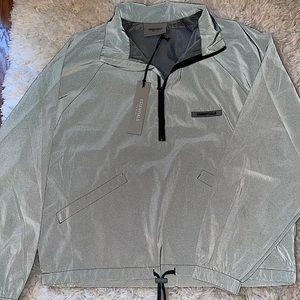 FOG Essentials Nylon Track Jacket **WITH TAGS**